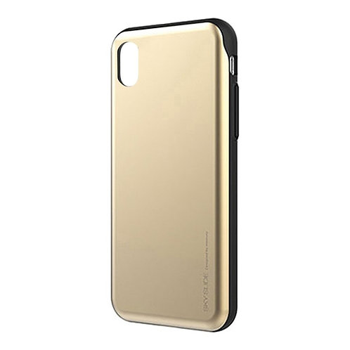 iPhone X / XS Sky Slide Bumper Case Mercury Goospery