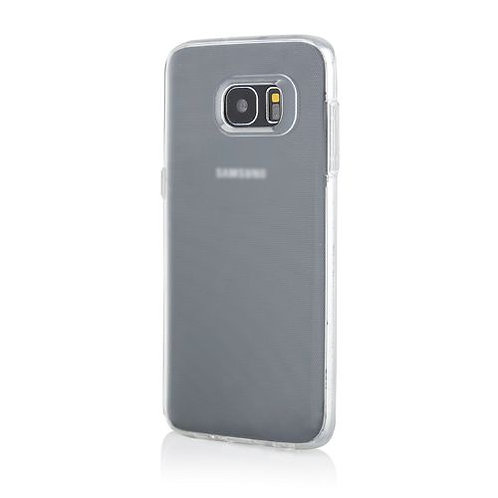 Samsung Galaxy S7 Edge Clear Jelly Case Mercury Goospery