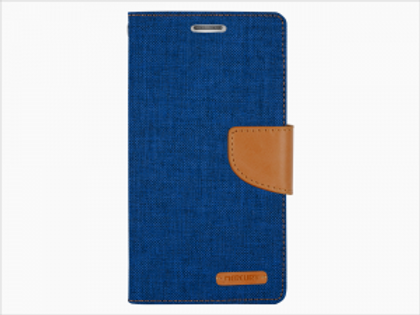 Samsung Galaxy S7 Edge Canvas Diary Case Mercury Goospery