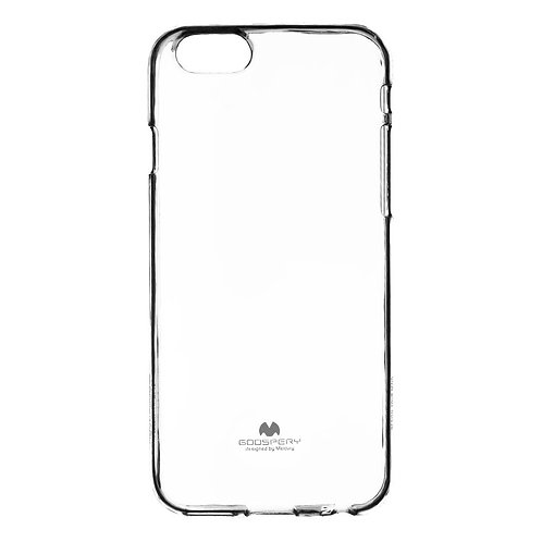 iPhone 7 / 8 Plus Clear Jelly Case Mercury Goospery