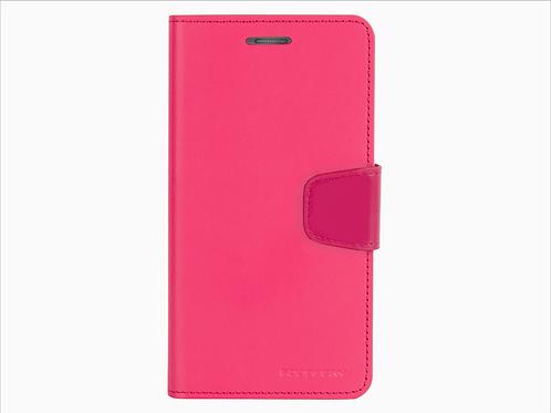 iPhone 7 / 8 Sonata Diary Case Mercury Goospery