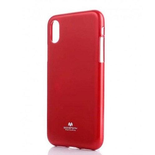 iPhone XR Jelly Case Mercury Goospery