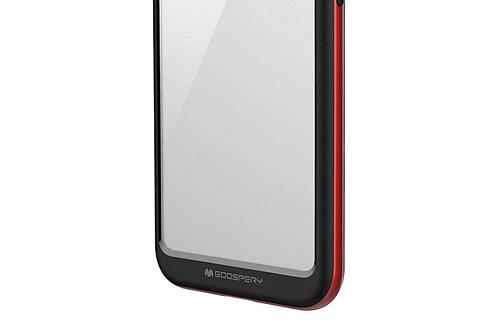 iPhone 11 Pro Max Bumper X Case Mercury Goospery
