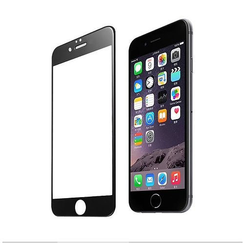 iPhone 6, 6s 3D BlackTempered Glass