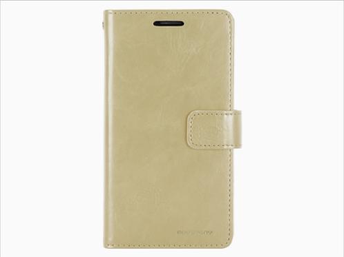 Samsung Galaxy S7 Edge Mansoor Diary Case Mercury Goospery