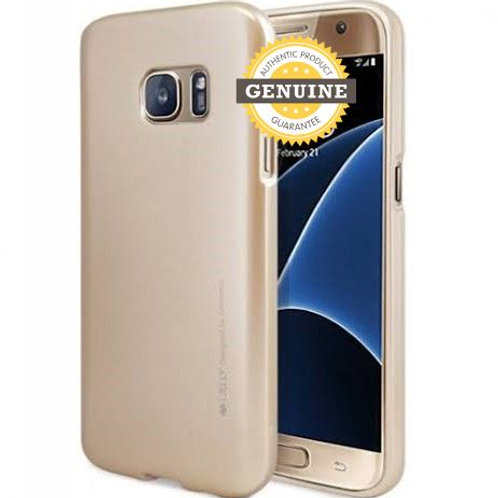 Samsung Galaxy S6 Edge iJelly Case Mercury Goospery