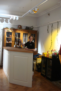 Bar in No.1 Court Grainstore