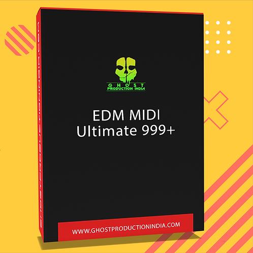 EDM MIDI Ultimate 999+