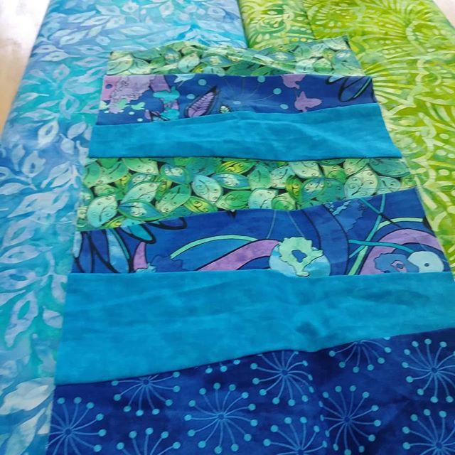 Fabric shopping