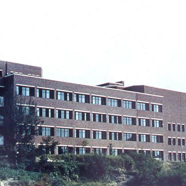 청주사대 인문사회관