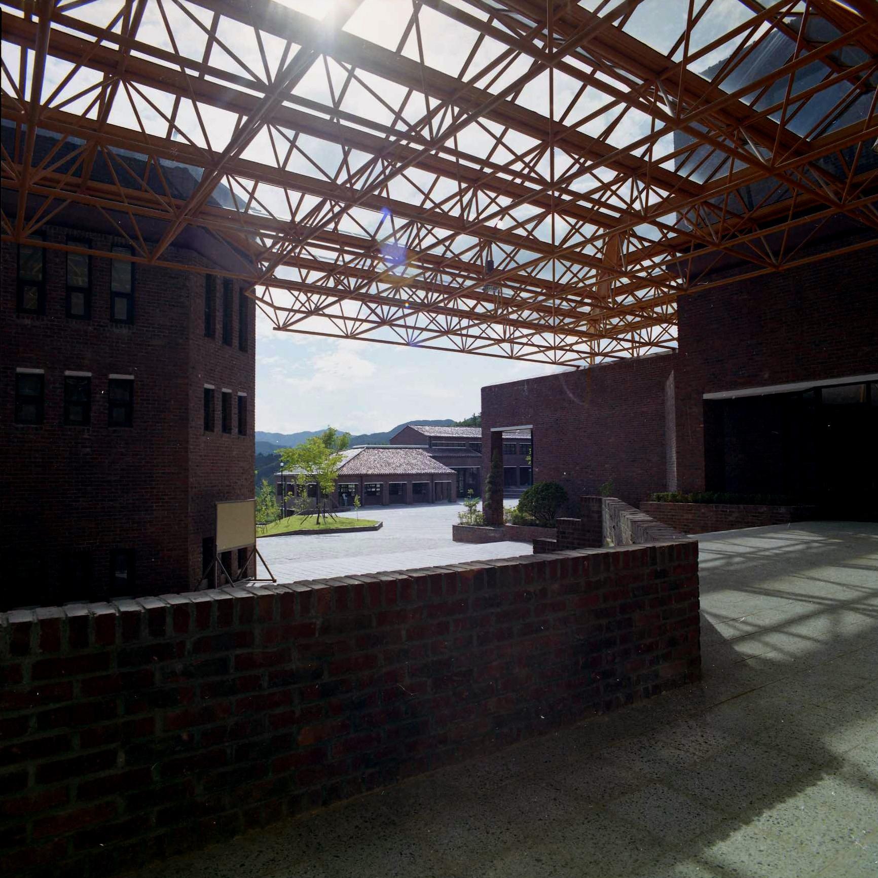한일고등학교_정주건축