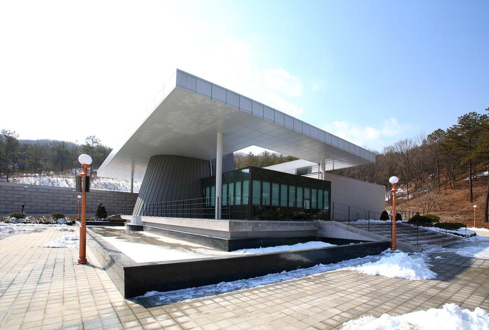 바이블랜드 박물관_정주건축