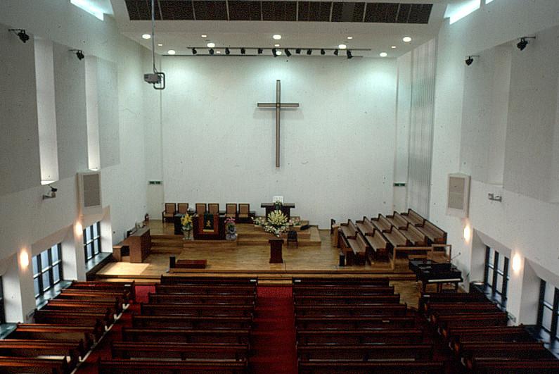 한영교회_정주건축