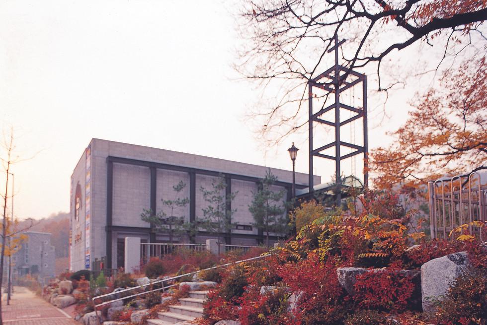 큰나무교회_정주건축