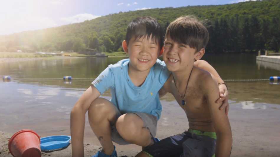 Frost Valley YMCA Camp is Better Together