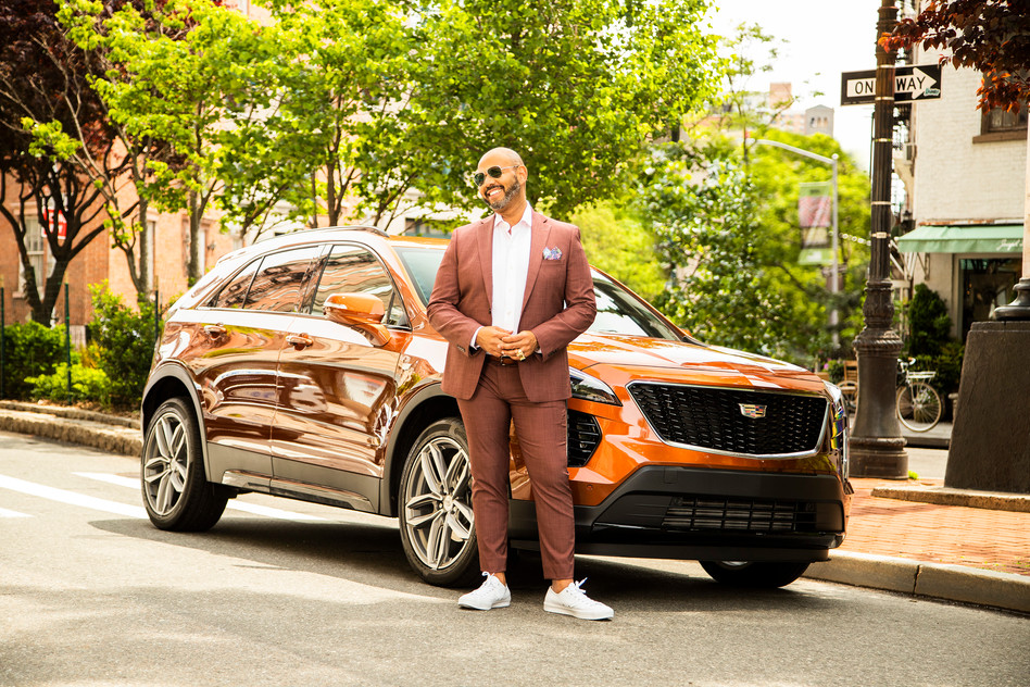 Cadillac Pride with Mark Clennon
