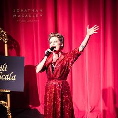 Lili La Scala opens the show