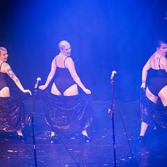 The Vixen Trio performing 'Boogie Woogie Do Right'
