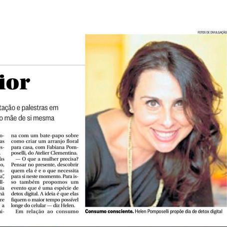Dia das Mães - Jornal O Globo