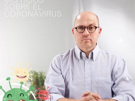 ¿Qué le digo a mis hijos sobre el Coronavirus?