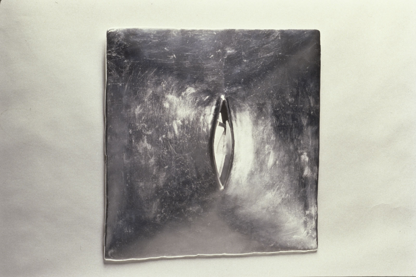 UNTITLED I. 1995 25 x 25 x 7in
