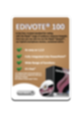 Infowhyse Edivote 100 Software