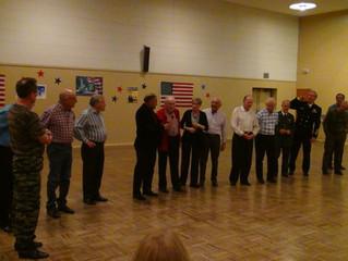 Veterans Dance Report