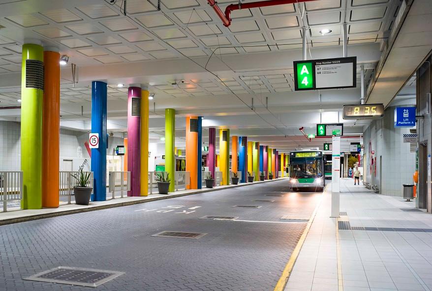 Elizabeth Quay Station