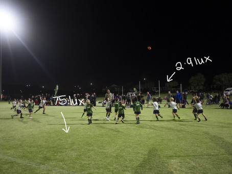 Achieve Compliance in Stadiums and Sports Field Lighting Solutions