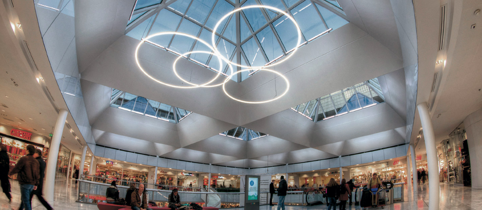Lighting the Way in Retail Space