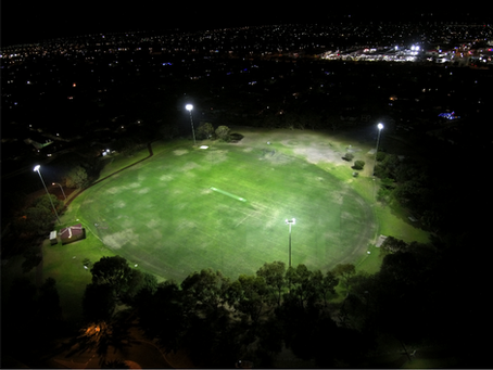 Lighting the Way in Sports