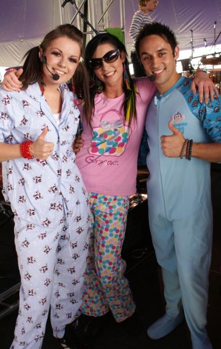 popblast pyjamas