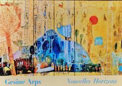 Gesine Arps, Nouvelles Horizons