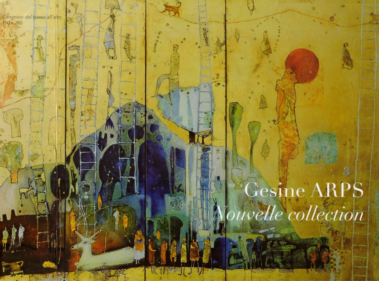 Gesine Arps, Nouvelle collection