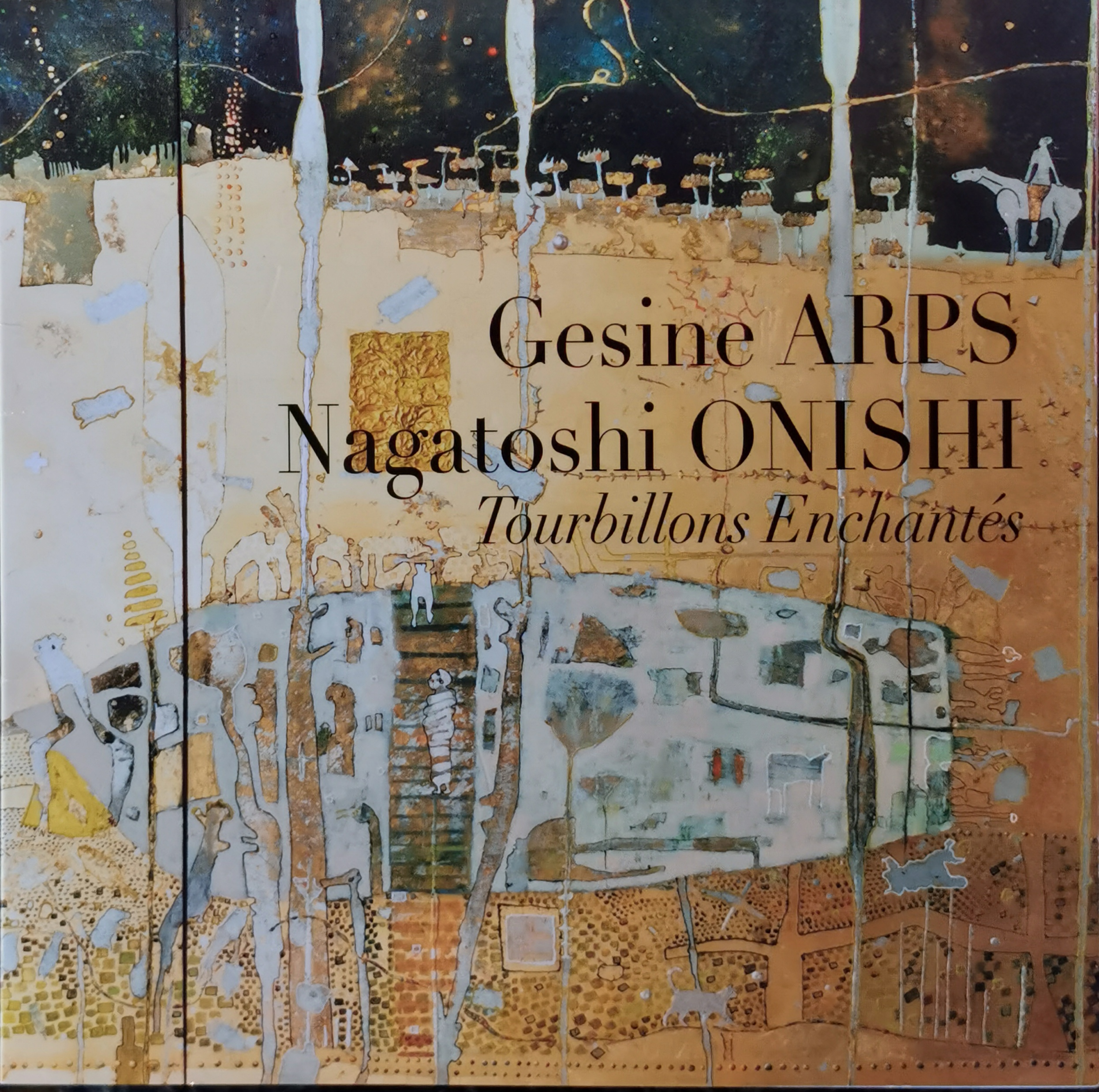Gesine Arps, Nagatoshi Onishi, Tourbillons Enchantés