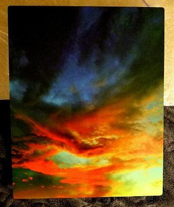 Rabin Art - Metal Print Heavenly Sky