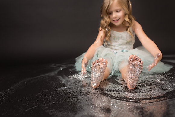 Chelle Cates Photography - Glitter