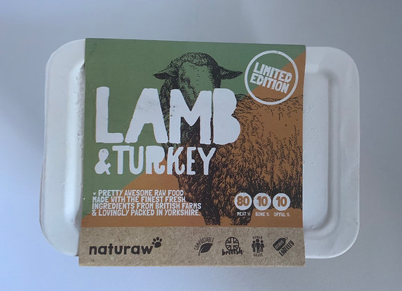Lamb & Turkey (500g)