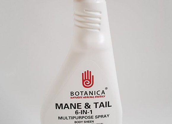 Botanica 6 in 1 Mane and Tail Spray