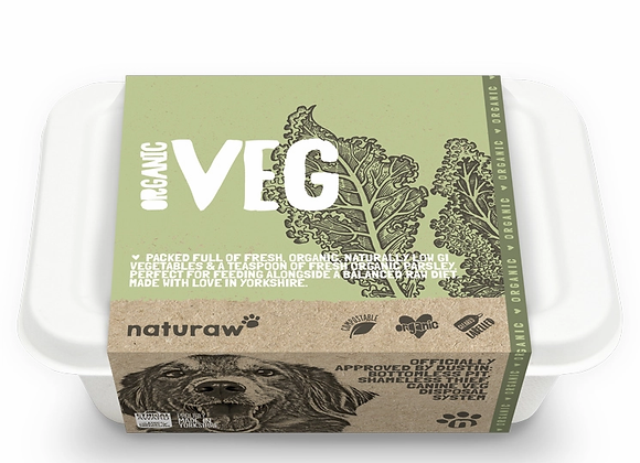 Simply Organic Veg (500g)