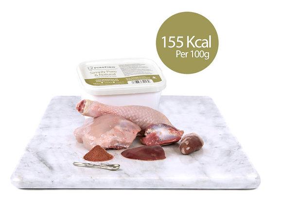 Chicken & Ground Bone - Adult