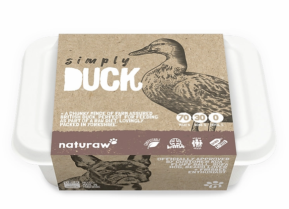 Simply Duck (500g)