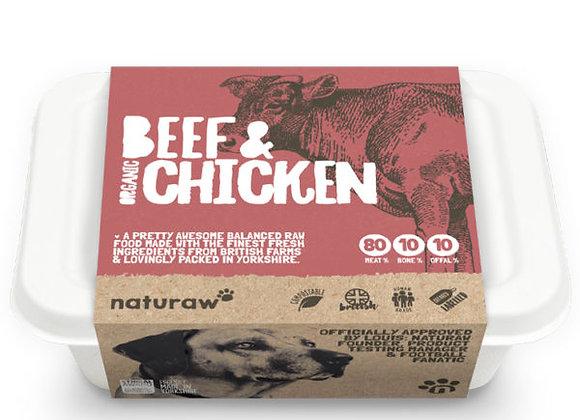 Beef & Chicken (500g)
