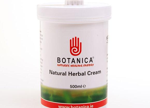 Botanica Herbal Cream 500ml