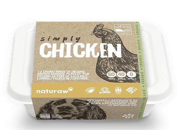 Simply Organic Chicken (500g)
