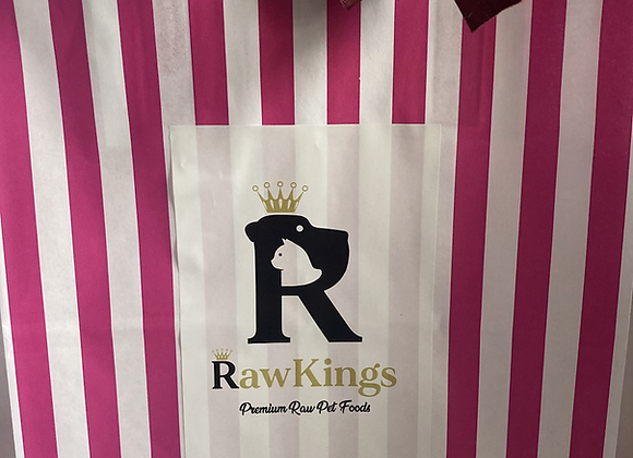 Random Sampling Treat Bag