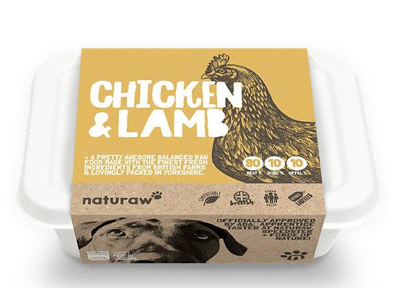 Naturaw Balanced Chicken & Lamb (500g)