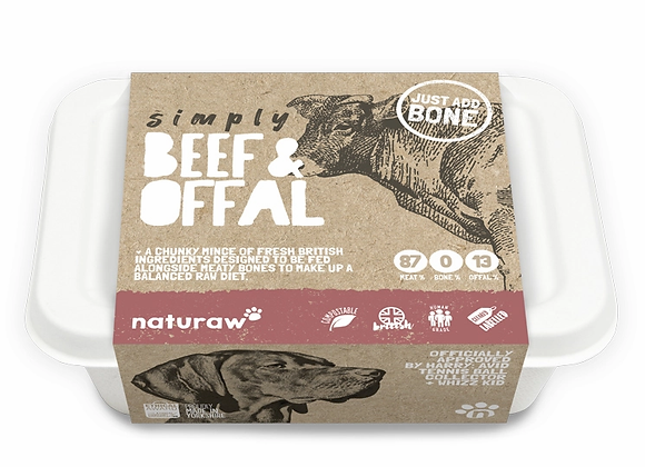 Simply Beef & Offal (500g)