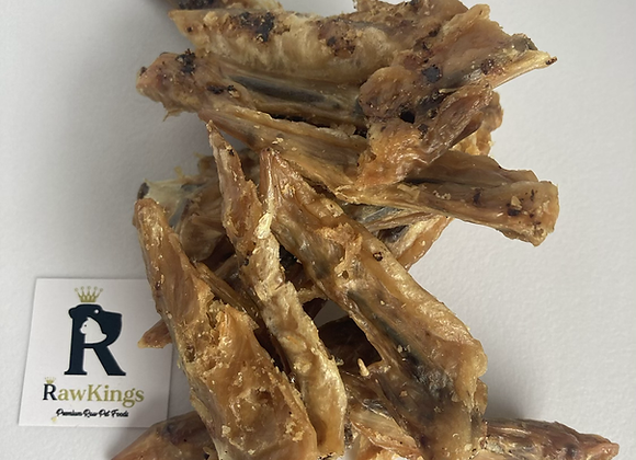 Dried Chicken Wing Tips  50g