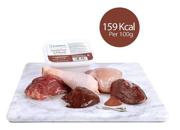 Beef Trim & Chicken - Kitten